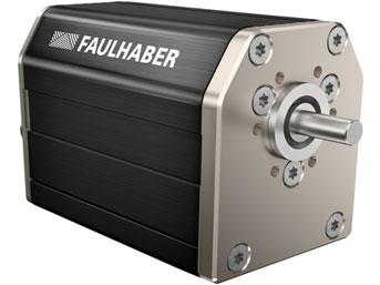 FAULHABER MCS komplett motor med styrelektronik och encoder