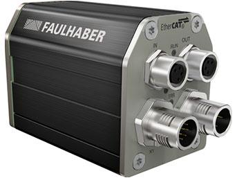 FAULHABER MCS motorpaket med styrelektronik och encoder