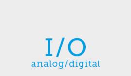 I/O logo