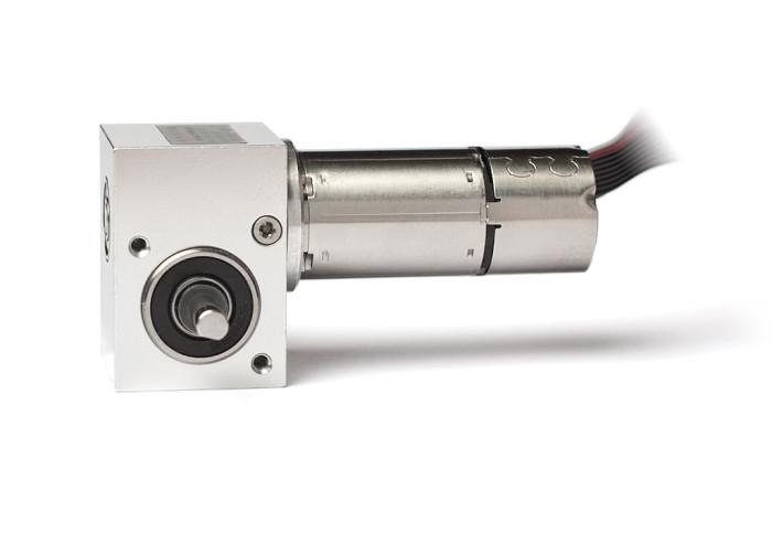 GSR snäckväxel med motor