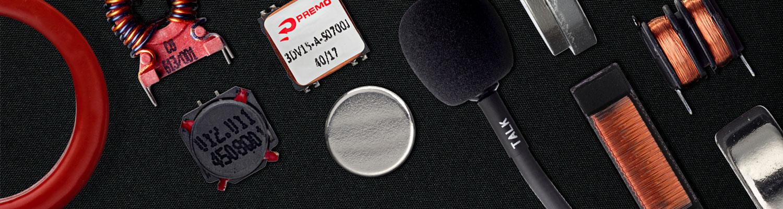 Compotech, Magnetiskt och akustiskt