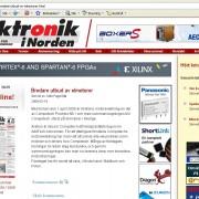 Pressrelease Aratron (Elektronik i norden)