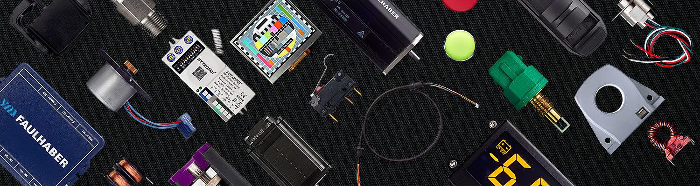 Komponenter från Compotech